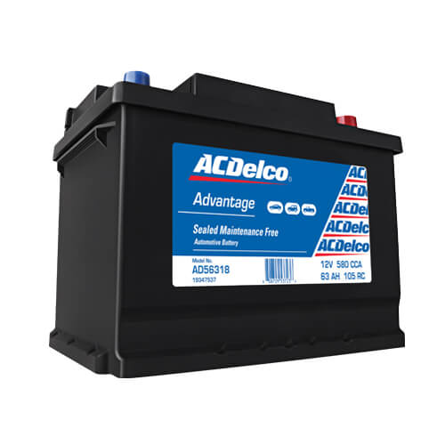 Ac Delco Battery Warranty >> ACDelco | Quality Automotive Products | Advantage Series (SMF)