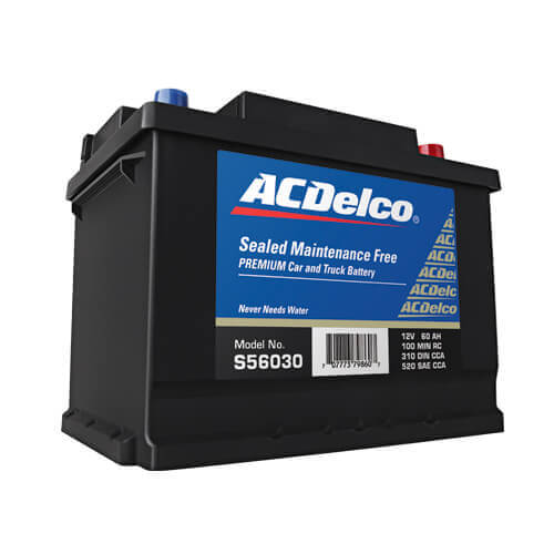 Ac Delco Battery >> ACDelco | Our Range