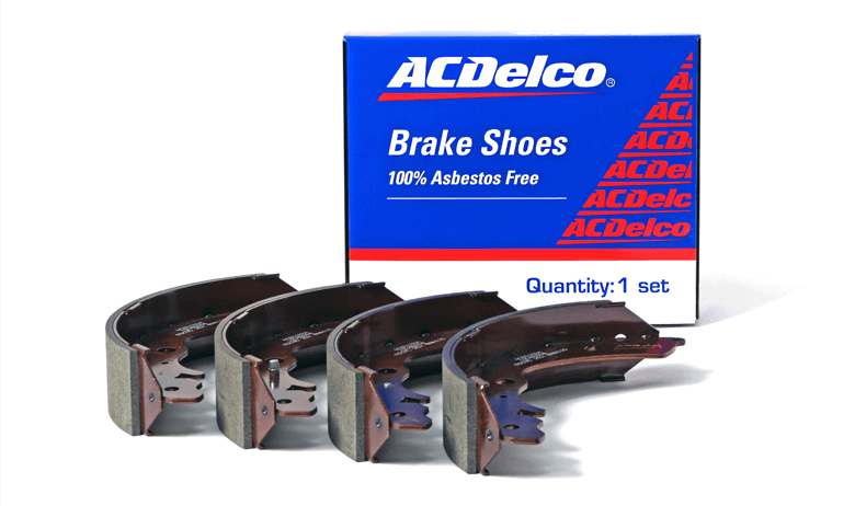 ACDelco Brake Shoes